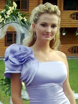 Vente de femme russe
